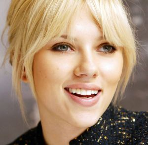 Scarlett Johansson<br />